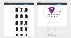 gastro-wear.ch - Webdesign und Onlineshop