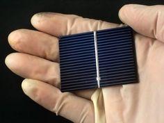 Home made Solar Cells