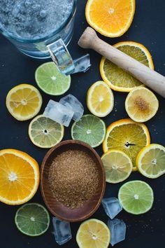 Citruses and lemonade - Foodie's Feed