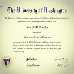 Congrats to McNeice Wheeler lawyer Joe Murphy. Masters in Tax from UW School of Law.  #uwlaw #llm #lawyer #tax #taxattorney #taxlawyer