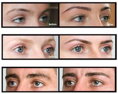 An eyebrow tint and shape is a great treatment to help opened your eyes and give you face a bit of a lift.