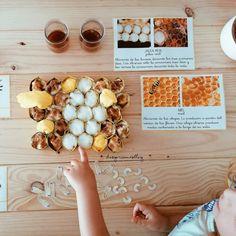 Forest School Activities, Insect Activities, Montessori Activities, Toddler Activities, Reggio Emilia, Bees For Kids, Diy For Kids, Crafts For Kids, Bee Crafts