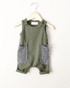 Baby boy harem romper olive green waffle knit baby boy outfit baggy stripes pockets tank romper baby baggy boy green harem knit olive outfit pockets romper stripes tank waffle frisuren step by step Baby Outfits, Kids Outfits, Tomboy Outfits, Fashion Outfits, Queer Fashion, Emo Outfits, Toddler Outfits, Fashion Styles, Baby Boy Fashion