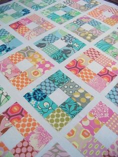 "The term ""Nine Patch"" refers to the tried-and-true quilt block pattern, but did you know it also refers to an entire category of blocks? Any block that has seams that divide units equally into nine sections falls into the Nine Patch category (like the Patchwork Quilting, Jellyroll Quilts, Scrappy Quilts, Easy Quilts, Crazy Quilting, Amish Quilts, Modern Quilting, Quilting Fabric, Quilting Projects"