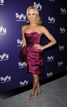 "Debbie Gibson attends the Syfy premiere of ""Mega Python vs. Gatoroid"" at The…"