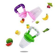 Baby Food Pacifier Fresh Food Feeder Teething toy Fruit T... https://www.amazon.com/dp/B01N0VK0GK/ref=cm_sw_r_pi_dp_x_DjTyzbZCTRK8H