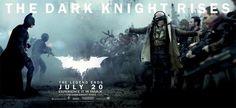 The Dark Knight Rises sigue presentandonos material promocional, ahora tenemos cuatro fabulosos banners de El Caballero Oscuro: La Leyenda Renace.