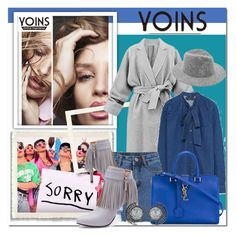 """""""Yoins 10"""" by mirelacamdzic ❤ liked on Polyvore featuring Yves Saint Laurent"""