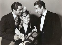 Tyrone Power, Alice Faye and Don Ameche, In Old Chicago