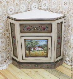 Мебель ручной работы. Ярмарка Мастеров - ручная работа. Купить Мебель ручной работы.Тумба угловая.. Handmade. мебель из дерева