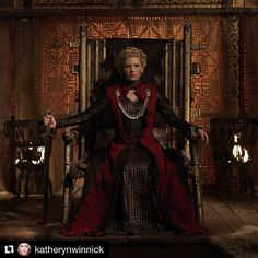 Maybe my next #Lagertha Cosplay - @katherynwinnick as stunning as always  3 more days . #Repost @katherynwinnick (@get_repost)  You ready for the Season 5 premiere? Only 3 days left.. #Vikings