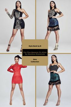 According to Boohoo, tis the season to slay! 😍❤️ So check out our favourites from Tis The Season To Slay by Boohoo Premium collection here - http://www.stylebankbyb.com/fashion/new-collection-tis-the-season-to-slay-by-boohoo-premium