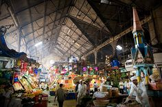 Mumbai Markets Tour with students from Dharavi | Padhaaro