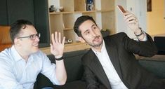 According to the New York Times, Instopicram's CEO, Kevin Systrom and Mike Krieger Technical Leader will leave eight years after the launch of Mike Krieger, Machine Learning Tools, Kevin Systrom, Tracking Website, Website Creator, Marketing En Internet, Greater Good, Seo Tips, Co Founder