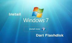 Cara Mudah Install Windows 7 Dari Flashdisk - http://www.masbroo.com/cara-install-windows-7-dari-flashdisk.html