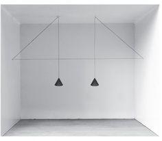 Flos string lights by Michael Anastassiades