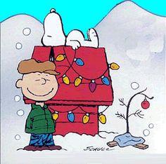 Christmas On Pinterest Charlie Brown Christmas Snoopy And