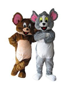 Find More Women's Costumes Information about 1pc tom and jerry cartoon tom and jerry costumes cartoon characters Free shipping,High Quality Women's Costumes from Don's Cartoon Shop on Aliexpress.com