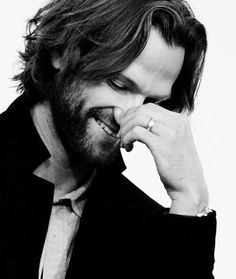 Jared and his bashful smile are my favorite things.
