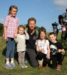 Prince Harry Walking the Wounded's Walk of Britain | POPSUGAR Celebrity