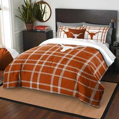 Texas Longhorns The Northwest Company Soft & Cozy 3-Piece Full Bed Set - $119.99
