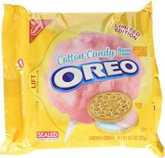 You got: Cotton Candy. Which Limited Edition Oreo Flavor Are You Based On Your Zodiac Sign? Weird Oreo Flavors, Pop Tart Flavors, Cookie Flavors, Yummy Snacks, Snack Recipes, Yummy Food, Oreos, Cookies Oreo, Comida Picnic