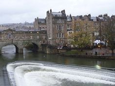 One of my first international travel experiences was a side trip to Bath when I was studying in London.  I was mesmerized and forever changed after my time in the UK.
