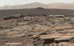 Curiosity Discovers Ancient Mars Lake Could Support Life Curiosity Rover, Curiosity Mars, Mission Mars, Mission Apollo 11, Sistema Solar, Station Iss, Space Station, Sonda Curiosity, Programme Apollo