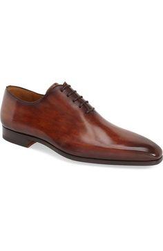adc5dbef3d0 Magnanni  Cruz  Plain Toe Oxford (Men) available at