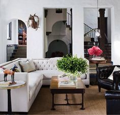 Love this living room.