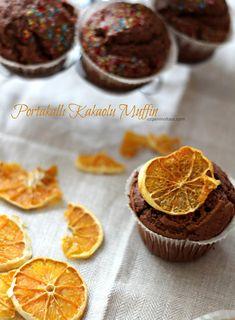 portakallı kakaolu muffin, muffin tarifi, portakallı kek, kakaolu muffin