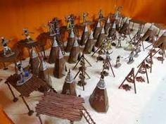 Resultado de imagem para cabana de indio Forte Apache, Army Men Toys, Rodeo Birthday, Wooden Projects, Husband Love, Toy Soldiers, Perler Beads, Little Boys, Cowboys