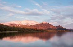 As the sun lights Skiddaw Bassenthwaite Lake, Sunlight, Lights, Mountains, Nature, Prints, Travel, Naturaleza, Trips