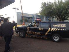 RS Notícias: Operação da PF combate tráfico internacional de dr...