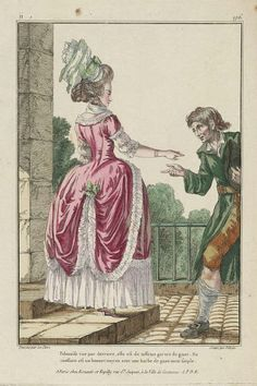 A Most Beguiling Accomplishment: The Robe à la Polonaise, or Polonese
