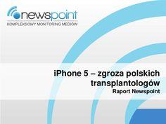 Skosztujcie nasz raport poświęcony najnowszemu smartfonowi Apple'a. Smacznego!