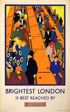 Explore the best selling vintage London Underground posters and prints from London Transport Museum's iconic poster collection, covering over 100 years of graphic art. London Poster, London Art, London Street, London Underground, Underground Tube, A4 Poster, Poster Prints, Art Prints, Poster Wall