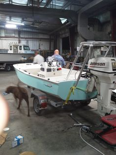 Custom Boston Whaler Flats Boat Build - Page 12 - The Hull Truth - Boating and Fishing Forum