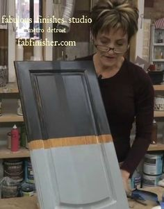 fabulous finishes studio, metro detroit, patty henning, how to video, painting cabinets, caromal colours, botanical paints, reclaim, cottage paint, american paint co, workshops available, tv show episode painting cabinet