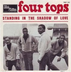 Four Tops feat the great Levi Stubbs