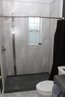 Polished Concrete Shower Base Concrete Shower Concrete Shower