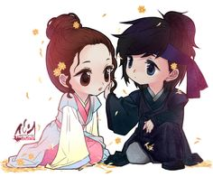Faith ♥ Starring: Lee Min Ho as Choi Young ♥ Kim Hee Sun as Yoo Eun Soo ♥ fan art Descendants, Live Action, Kim Hee Sun, Lee Min Ho Kdrama, Desenhos Love, The Great Doctor, Chibi Anime, Empress Ki, Korean Drama Movies