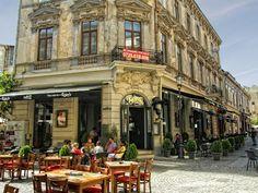 Discover the world through photos. Bucharest, Romania, Street View, History, World, Places, Art, Art Background, Historia