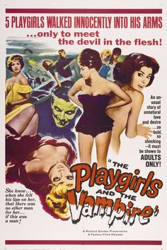 The Playgirls And The Vampire, 1960