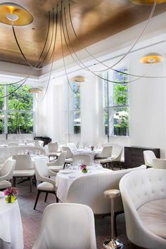 3 Michelin-starred chef Jean Georges Vongerichten runs the hotel's restaurant | Live The Life at The Trump International Hotel, New York City. By Hotelied.