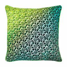 Green Print Cushion   ZARA HOME España