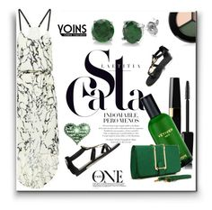 """""""Untitled #1538"""" by juyliana-vl ❤ liked on Polyvore featuring Czech & Speake, Smashbox, BERRICLE and yoins"""