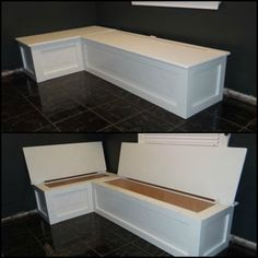Build Your Own Breakfast Nook with Storage – Your Projects@OBN