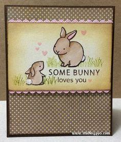 Cute lawn fawn card.
