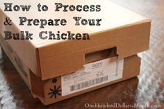 How to Process and Prepare Your Bulk Chicken